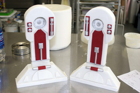 r2d2 leg template - making the most amazing r2 d2 cake ever b side blog