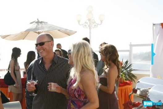HOUSEWIVES PHOTOCAP: Keeping Abreast of the Orange County