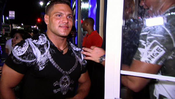 are the jersey shore guys on steroids