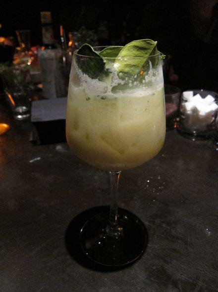 Coconut And Kaffir Lime Balsamic Granita Recipe — Dishmaps