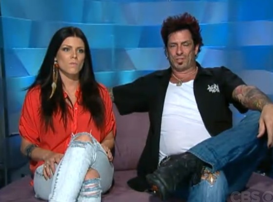 Big brother dick and danielle