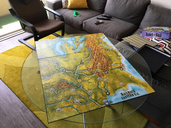 Adventures in game time railways of the world edition b side blog my table runneth over gumiabroncs Gallery
